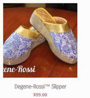 Buy luxury slipper that gets comfortable each day as you wear them!