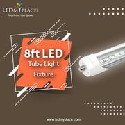 Install Now 8ft LED Tube Light Fixtures for Better Energy Savings